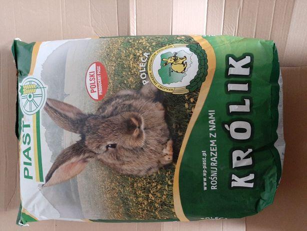 Pasza dla królików