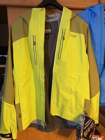 Outdoor Research Men's Furio Jacket, Lemongrass