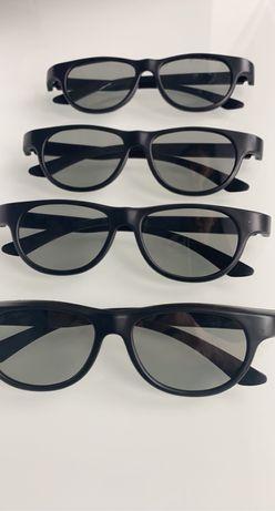 Okulary do tv 3D nowe nieużywane philips