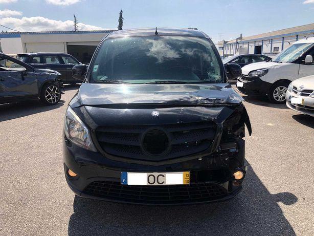 Mercedes Citan 109 CDI Longa Van de 2013