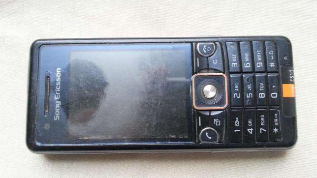 Sony Ericsson C510 problem z ekranem