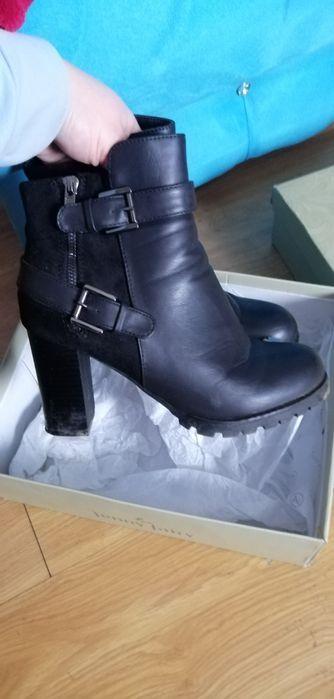 Buty używane rozmiar 39 wkładka 25.5 Gubin - image 1