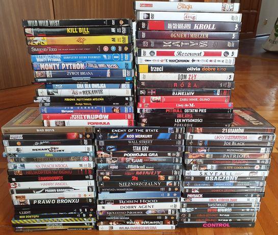 Filmy DVD wielka wyprzedaż kolekcji 5zl, 10zl, 20zl