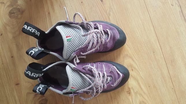 Buty wspinaczkowe Scarpa dziecięce