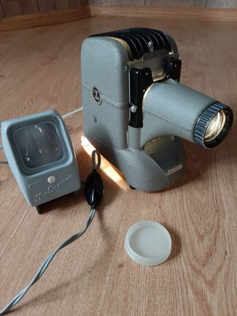 Projektor Zettolux+I-scoper Cenei