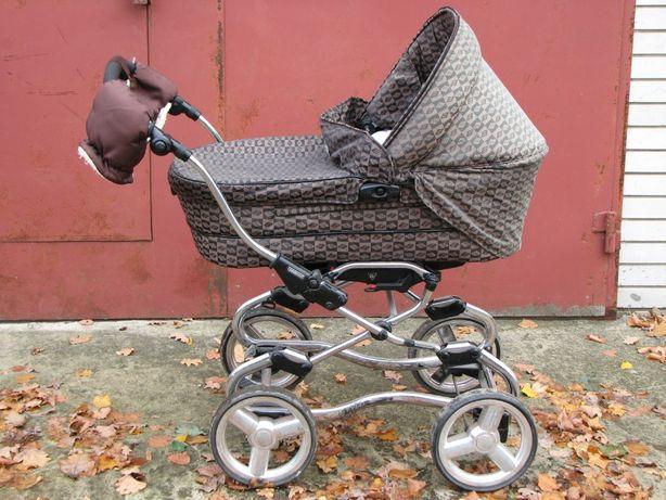 Детская коляска для дачи Bebecar Stylo б/у
