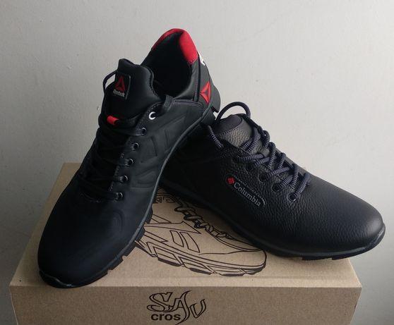 Кожаные кроссовки Columbia, Reebok
