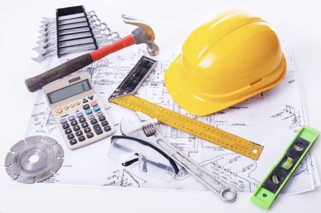 Строительные работы, каменщики, монолитчики, сантехник, электрик