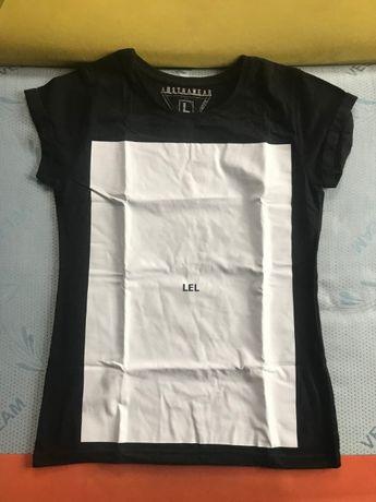 Футболка Abstrawear