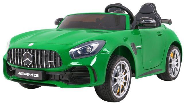 Auto na akumulator Mercedes-Benz GT R 4x4 Lakierowany Zielony