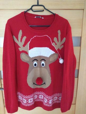 Sweter świąteczny Pepco