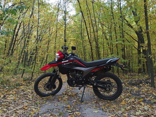 Продам Кроссовый мотоцикл FT300GY-C5D