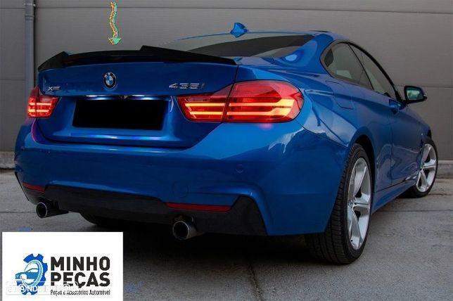 Aileron | Spoiler Mala BMW Série 4 Coupe F32 Look M4 CSL