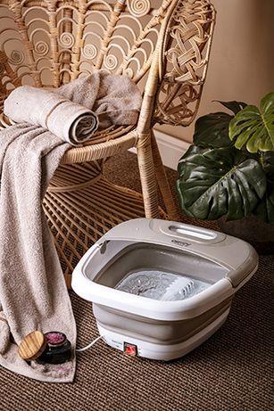 Складной ванночка массажер для ног Camry CR 2174