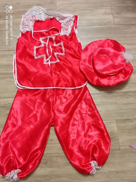 Карнавальный костюм Мушкетёр Новый год