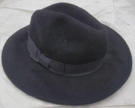 Шляпа еврейская кнейч (новая, Швейцария) хасиды иудаика иудаизм #1