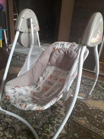 Крісло-гойдалка Bambi