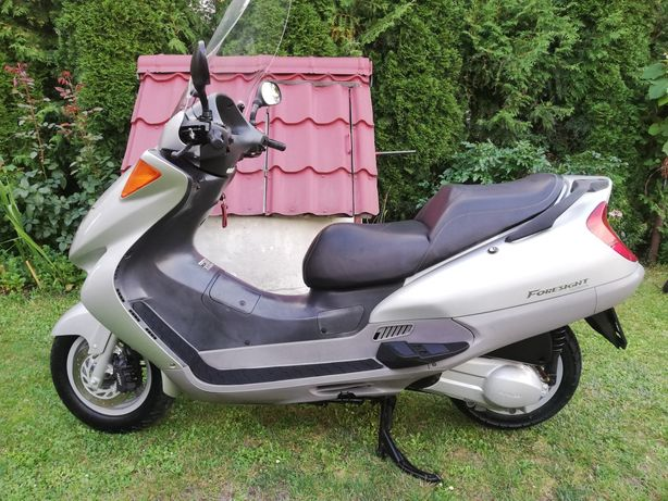 Honda Foresight 250, 26 tys.km., zadbana, transport