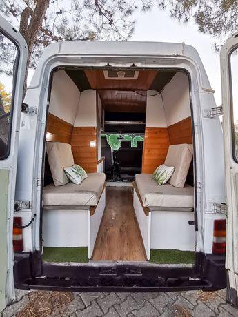 Renault Trafic Campervan Legalizada