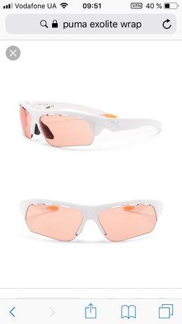 Puma спортивные очки. Оригинал!