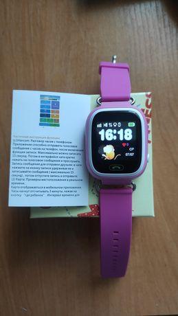 Детские умные смарт часы