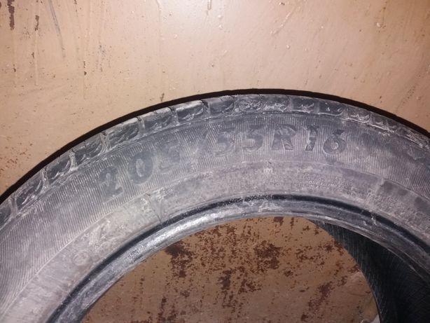 Літні шини 205 55 16