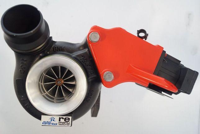 Turbina HYBRYDA BMW 120,320,520,X3 2.0D