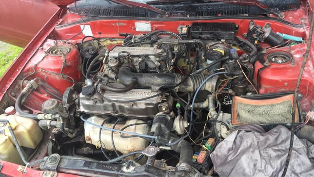 Продам мотор 2 0 FE мазда