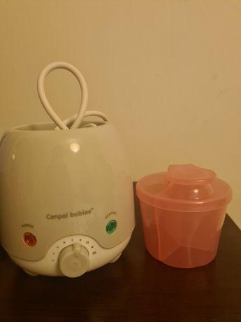 Podgrzewacz do mleka +gratis pojemnik do odmierzenia mleka