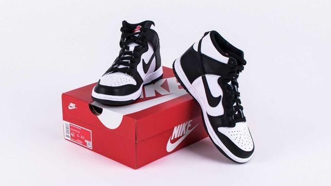 """Nike Dunk High """"Panda"""" ( GS ) Rozmiar 4.5 Y US - 36.5"""