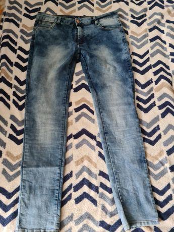 Jeansy spodnie r 44