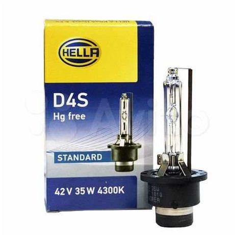D4S Lâmpada Xenon Hella 42V/35W / 4300K
