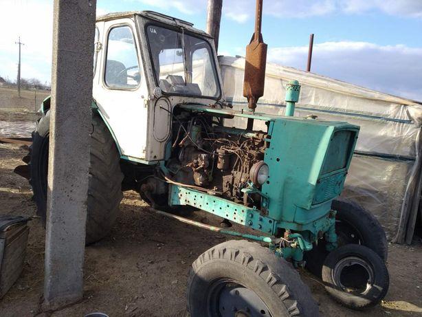 Трактор ЮМЗ 6 обмен