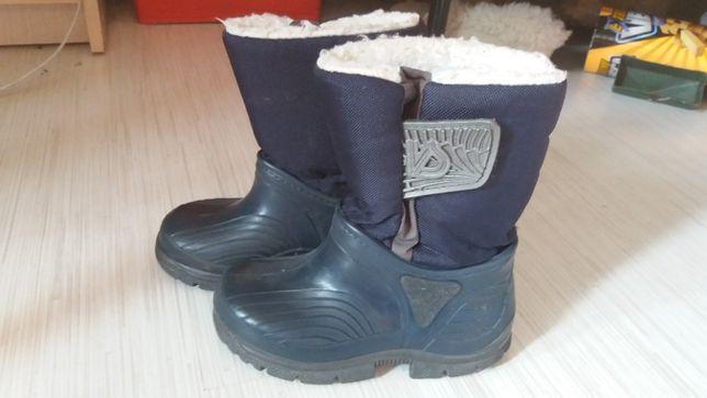 Сапоги сапожки 24-25р ботинки