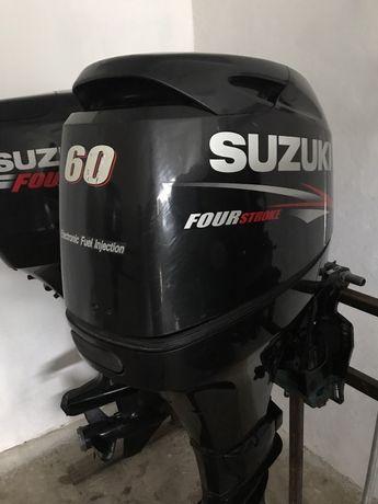 Лодочный мотор Suzuki 60л.с Сузуки четырехтактный