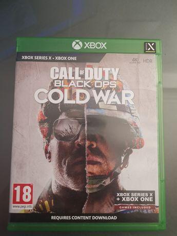 Call of Duty Cold War Xbox série X