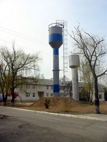 Водонапорная башня (Рожновского) под КЛЮЧ