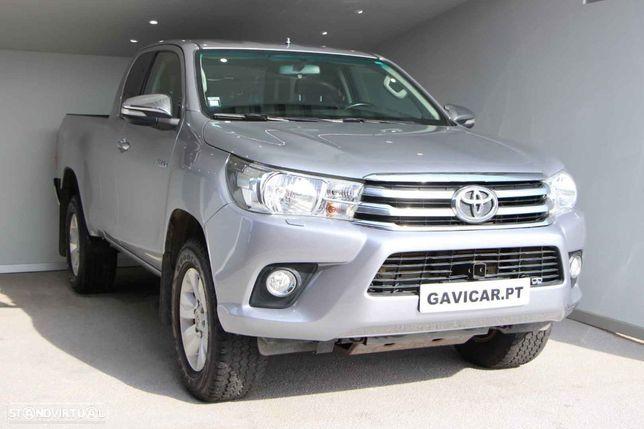 Toyota Hilux 2.4 D-4D 4WD CE
