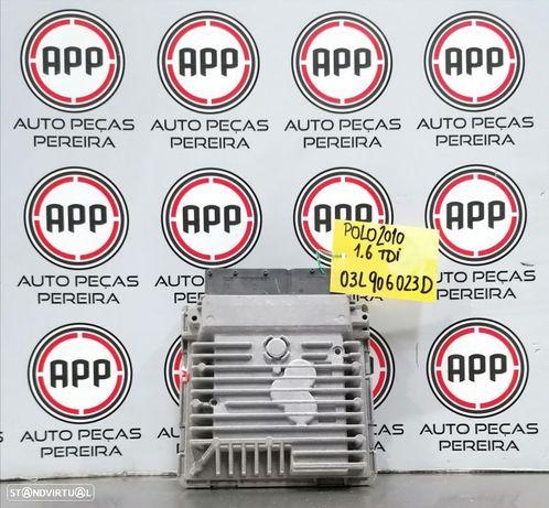 Centralina Polo 6R, Ibiza 6J, 1.6 TDI referência 03L906023D.