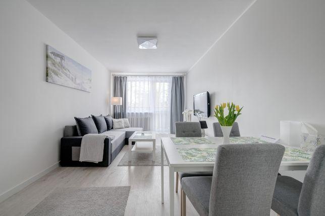 Apartament Gdańsk Sun and Sea Plaża przy plaży przy wejściu nr 39, 40