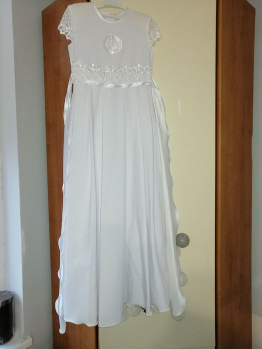 Sukienka komunijna z bolerkiem Stare Bogaczowice - image 1