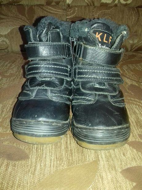 Зимние ботиночки 31 размер