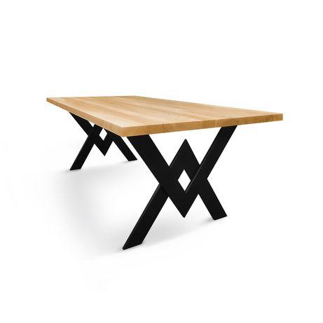 Stół z litego drewna 200x100. 5 lat gwarancji. Darmowa dostawa