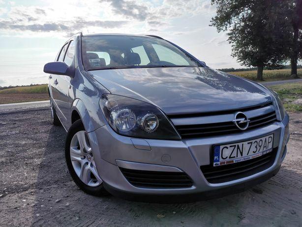 Opel*Astra*H*1.6*16v*Niemiec*Klimatyzacja*ZAREJESTROWANA*Piękny*Stan!