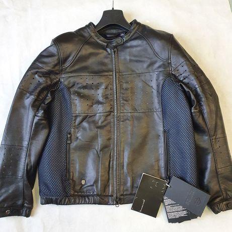 Kurtka motocyklowa damska Harley Davidson Nashua Air XL skóra NOWA