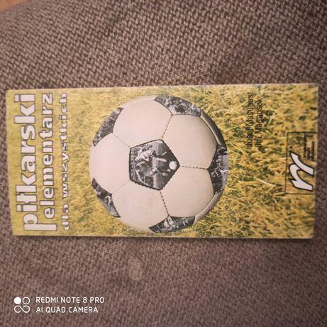 Piłkarski elementarz dla wszystkich