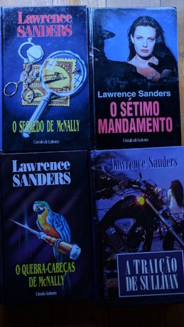 Lawrence sanders, Lynda la plate, Morris West, caminho