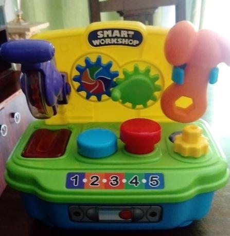 Mesa Ferramentas Infantil - Play&Go