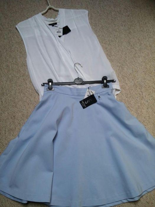 Spodniczka +bluzeczka Zimna Woda - image 1