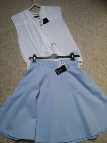 Spodniczka +bluzeczka